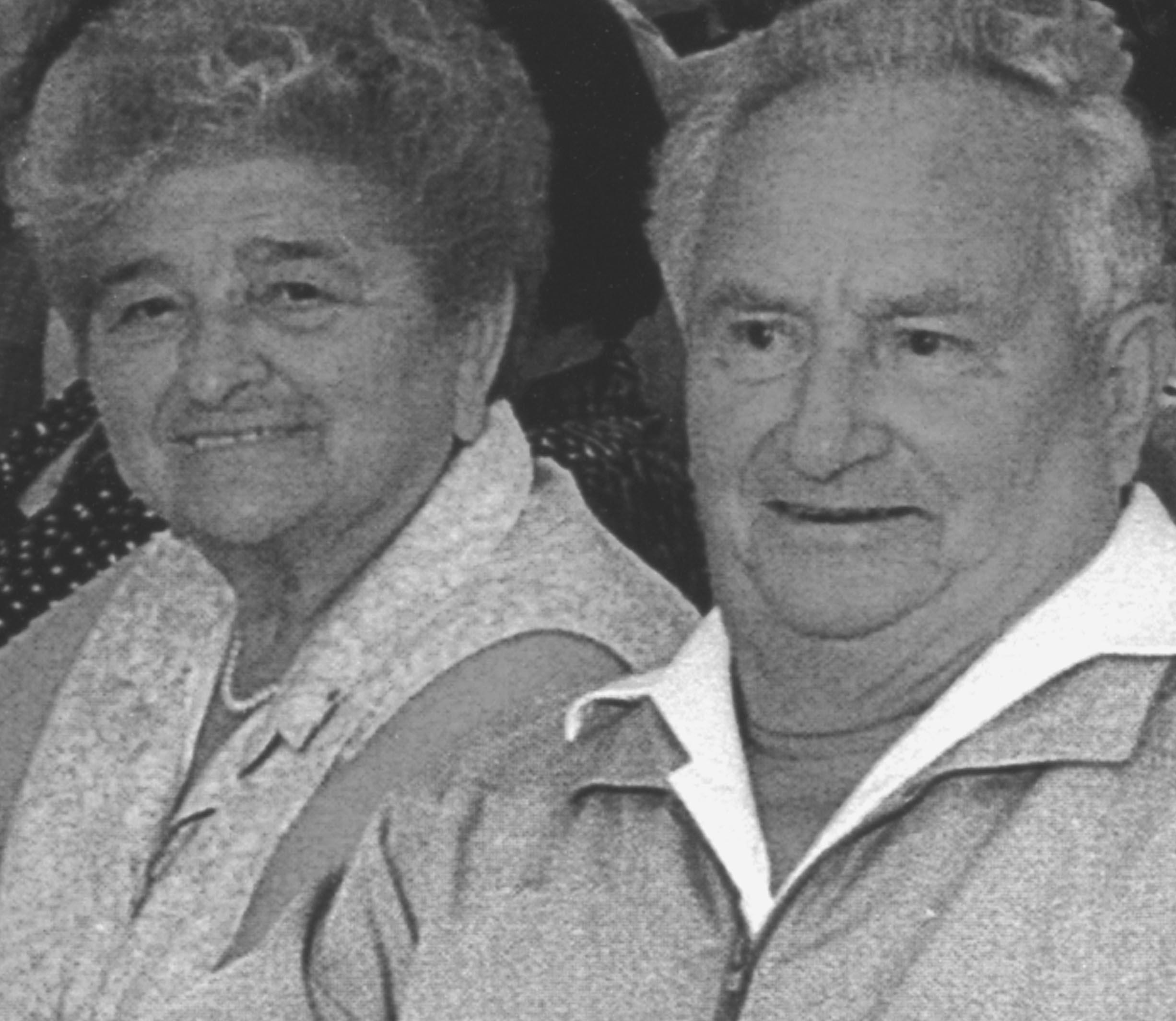 Inge und Manfred Petzold
