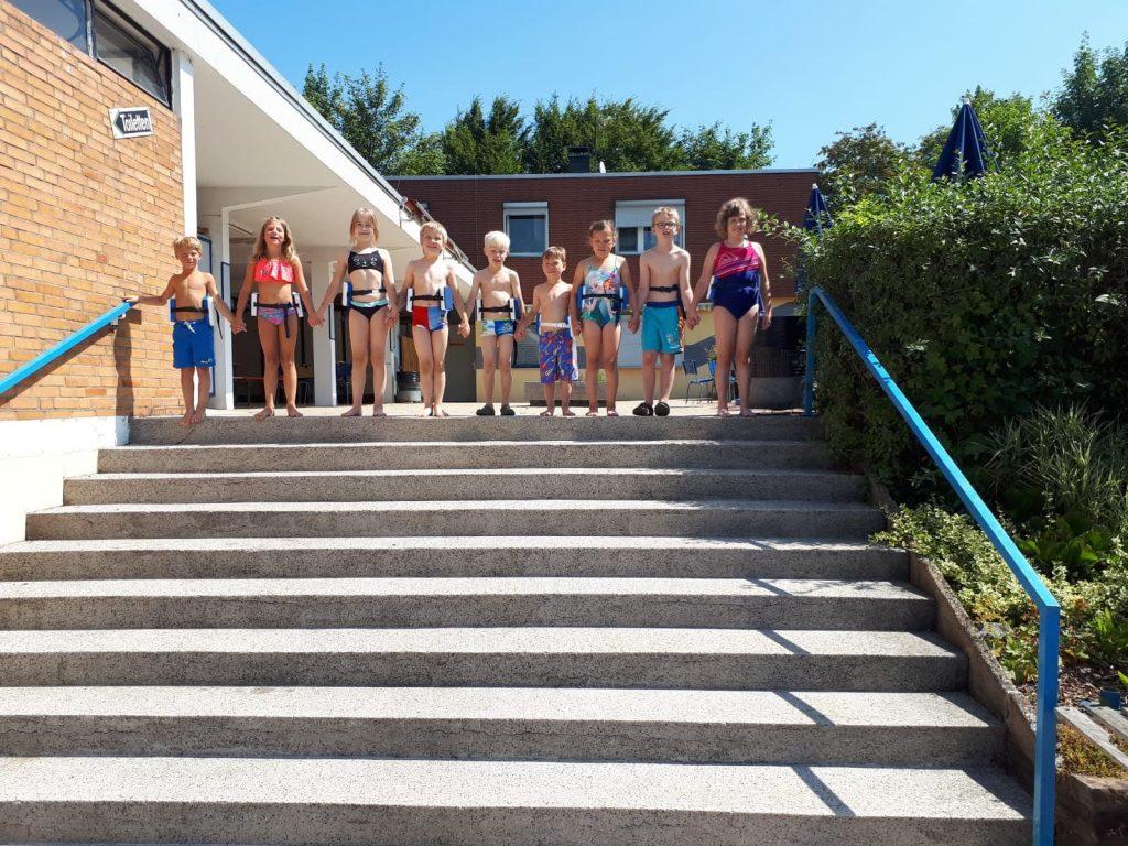 Schwimmkurs Winzenburger Kinderhof